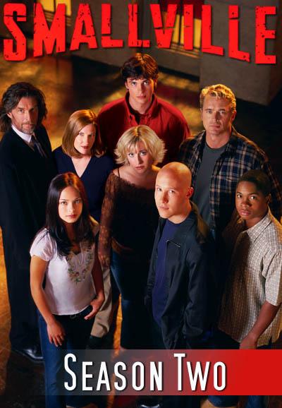 Smallville|T01-T10|Latino-Ingles|1080p|AMZN/HD-DVD/Blu-Ray|217/217|+OST|HEVC-10bit - Página 3 Season02-poster