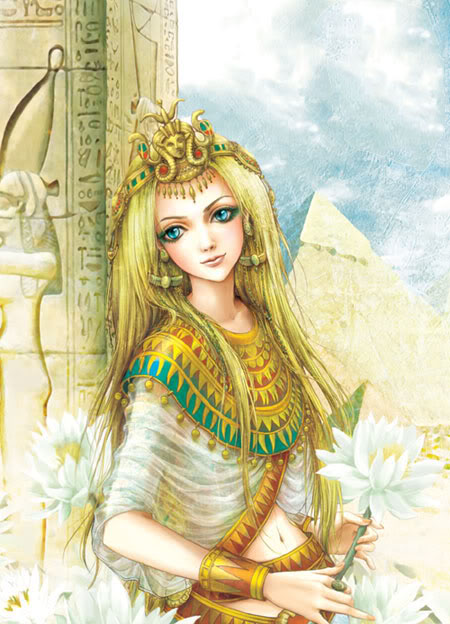 Hình màu Carol trong bộ cô gái sông Nile (Ouke Monshou) - Page 5 Carol_482