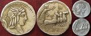 REPUBLICANAS - Página 2 L__Julius_Bursio_denarius_85_BC_Craw_352_Ebay_za