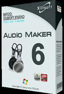 Xilisoft Audio Maker 6.5.0 Build 20170209 Multilingual Untitled