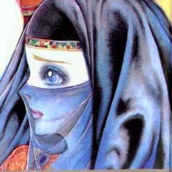 Hình màu Carol trong bộ cô gái sông Nile (Ouke Monshou) - Page 4 Carol_367
