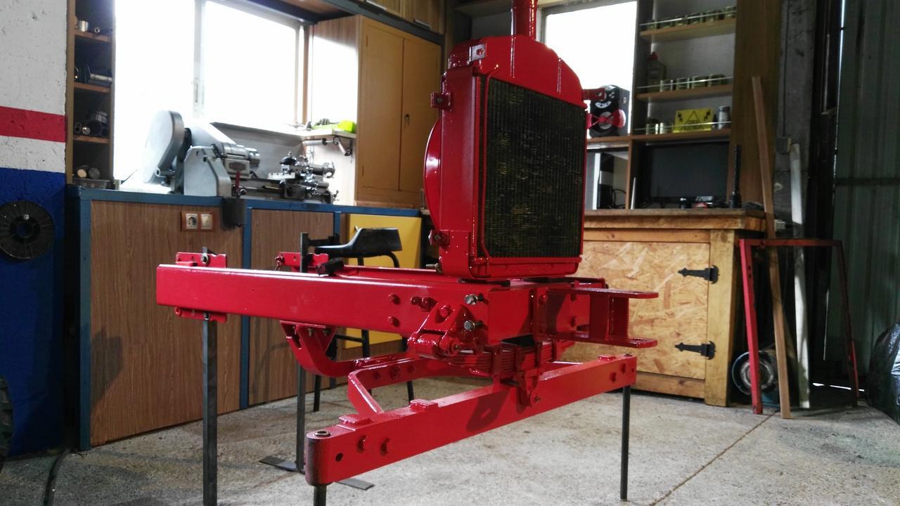 [Hanomag Barreiros R-335S] Presentación y restauración de mi tractor IMG_20180204_141447