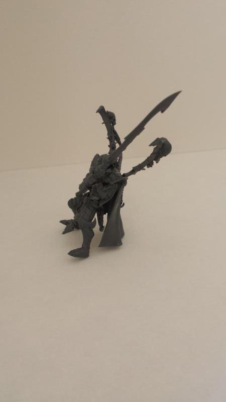All Plastic Dark Eldar Incubus