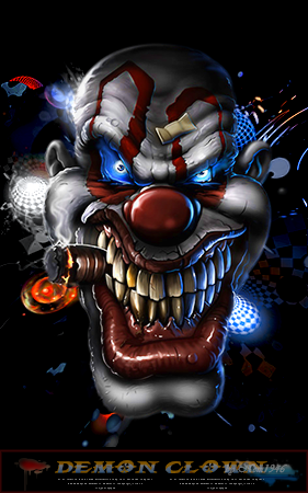 Galeria de Nem - Página 2 Demon_clown