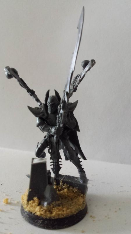 All Plastic Dark Eldar Incubusonbase11