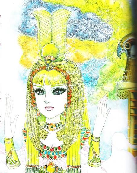 Hình màu Carol trong bộ cô gái sông Nile (Ouke Monshou) - Page 5 Carol_407