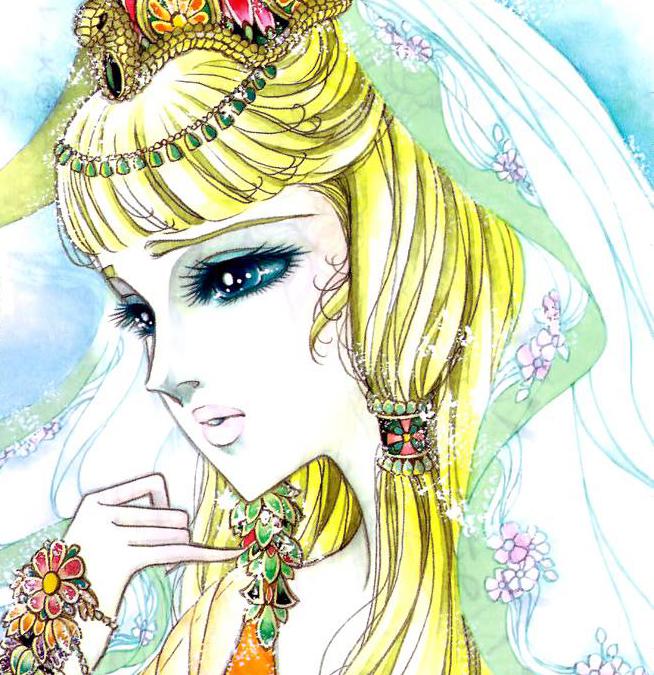 Hình màu Carol trong bộ cô gái sông Nile (Ouke Monshou) - Page 5 Carol_488