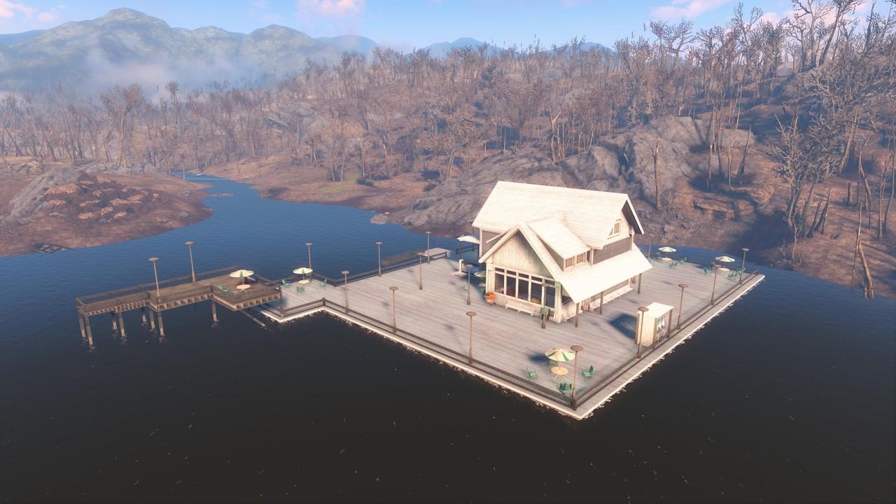 [MOD Fallout Forever] Lake House (Terminado) Extdia4