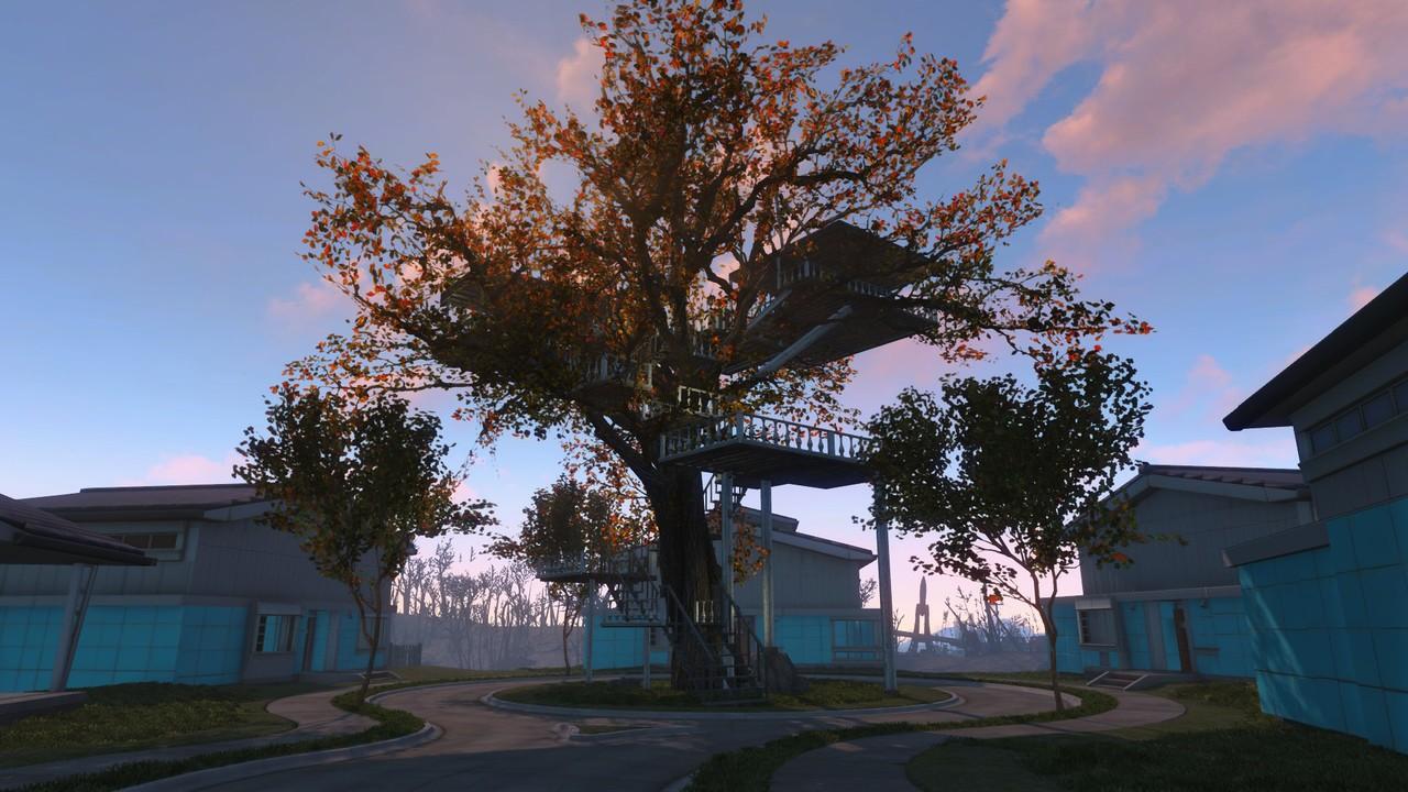 [MOD Fallout Forever] NewSanctuary. V2.7 (Terminado) Frontal2