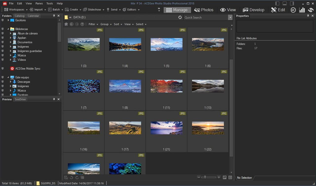 ACDSee Photo Studio Professional 2018 v11.0 Build 787 x86.x64 00757