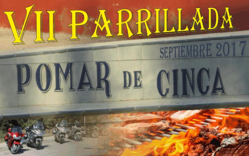 QUEDADAS (ARA): VII Parrillada Pomar. 02 Septiembre 2017 Pomar00