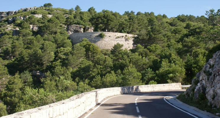QUEDADAS (CAT): Mare de Deu de la Roca (Tarragona). 01.04.2017 Roca00