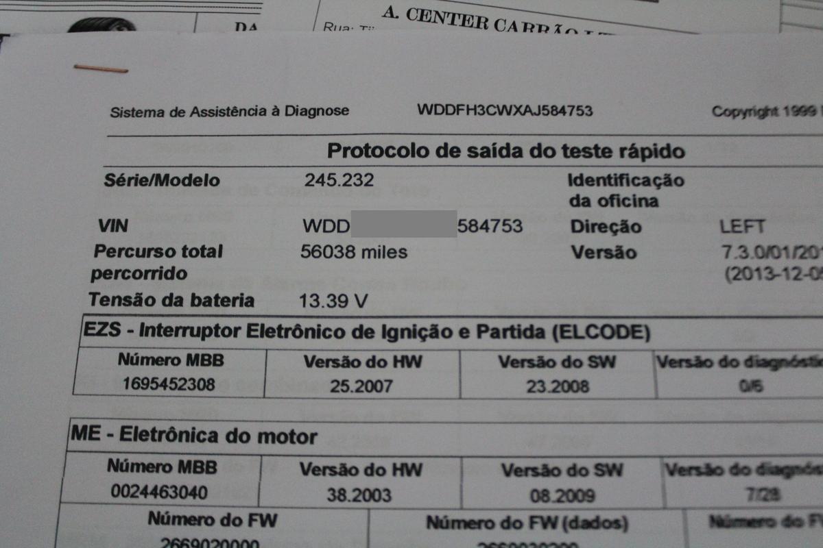 W245 B180 Comfort 2010/2010 - R$ 36.500,00 (VENDIDO) IMG_9626