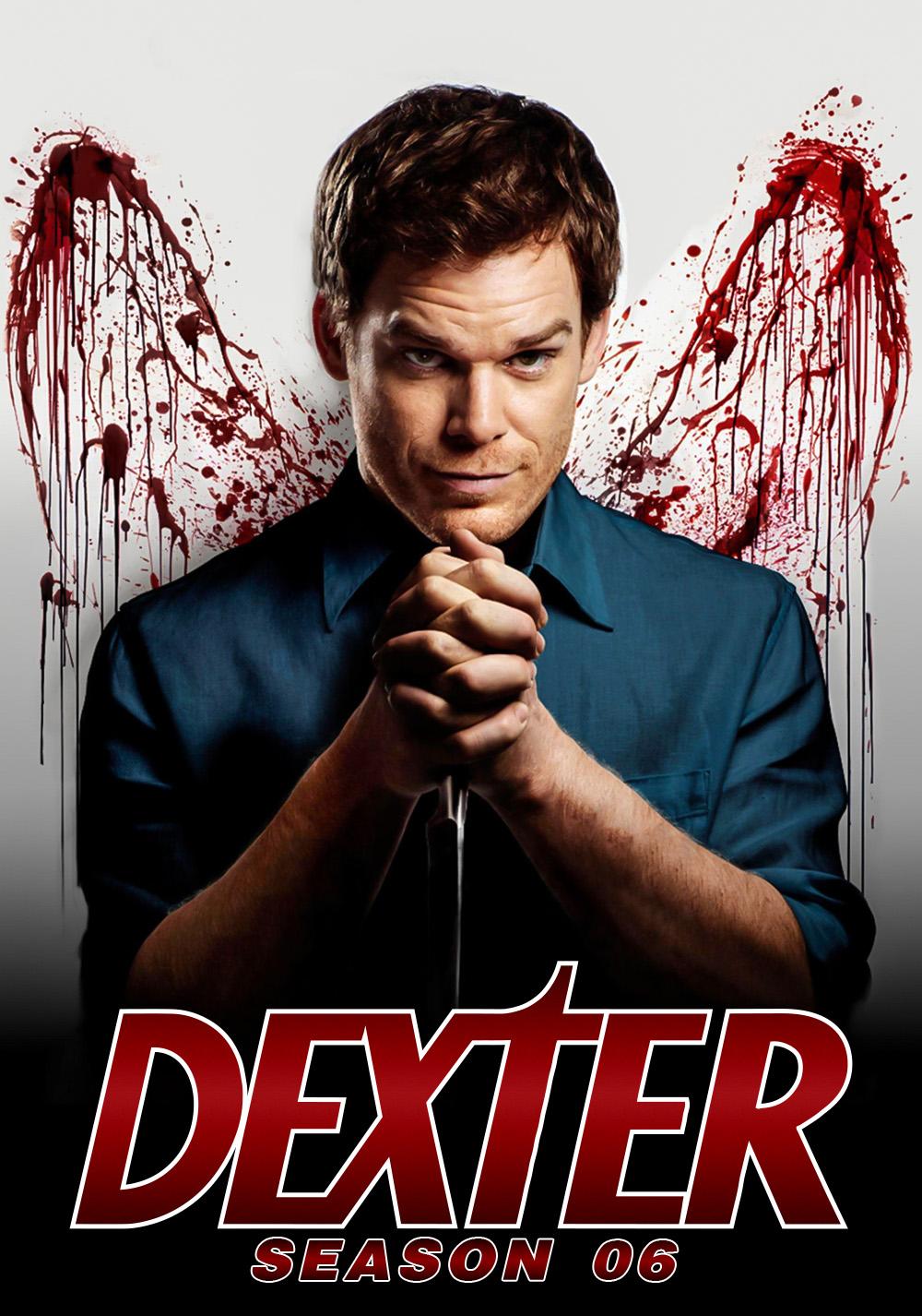 Dexter|Colección 1-8|Latino-Ingles|1080p|96/96|x265 10bit|+ Soundtracks  Season06-poster