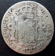 8 reales 1808. Carlos IV. México. Resellos chinos 8_reales_1808_r