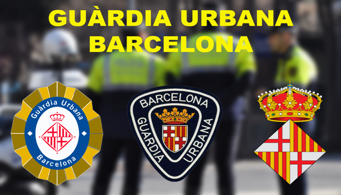 SALIDAS (CAT): Guardia Urbana de Barcelona 03.03.2018 GU000