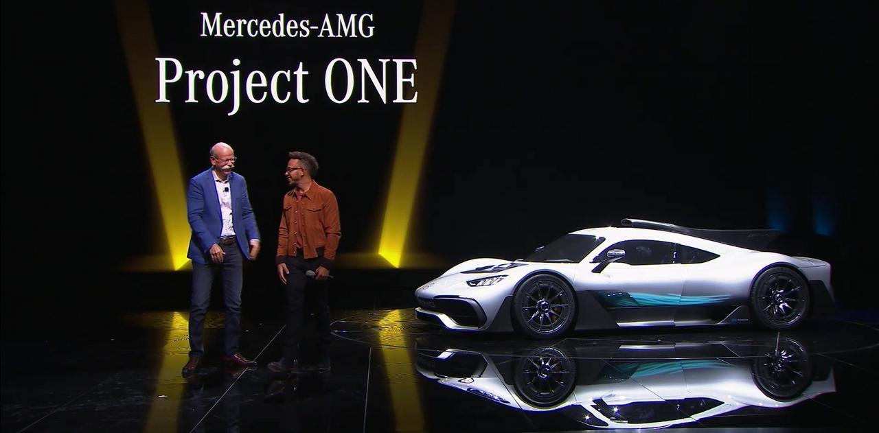 REVELADO O AMG-PROJECT ONE 40779