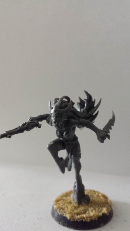 All Plastic Dark Eldar 1wytch4