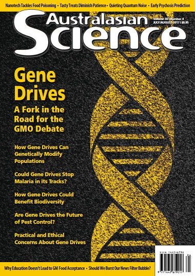 Australasian Science – July/August 2017 Untitled