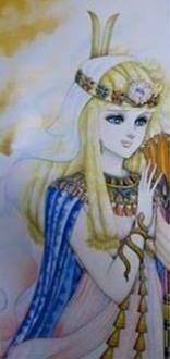 Hình màu Carol trong bộ cô gái sông Nile (Ouke Monshou) - Page 3 Carol_290