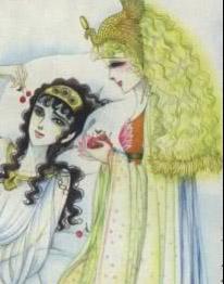 Hình màu Carol trong bộ cô gái sông Nile (Ouke Monshou) - Page 4 Carol_348