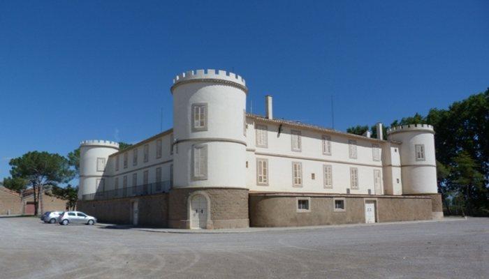 QUEDADA (CAT): Castillo del Remei. 23 Noviembre 2014 Remei02