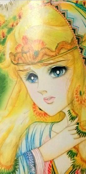 Hình màu Carol trong bộ cô gái sông Nile (Ouke Monshou) - Page 3 Carol_239