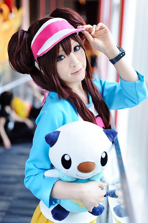 Algunos buenos cosplays (disfraces) de pokemon Mei