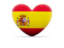 Rangos de usuarios/as Spain_heart_icon_64