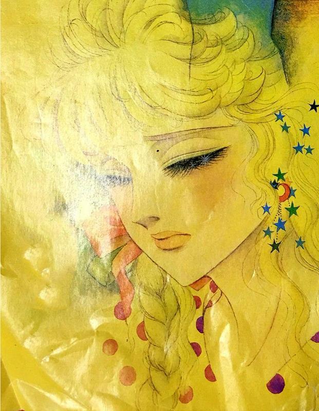 Hình màu Carol trong bộ cô gái sông Nile (Ouke Monshou) - Page 2 Carol_168