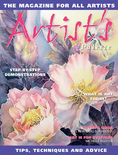 Artist's Palette – October 2017 Untitled
