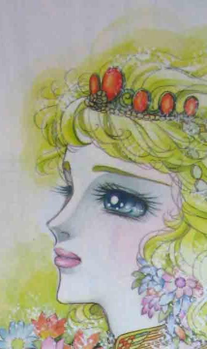 Hình màu Carol trong bộ cô gái sông Nile (Ouke Monshou) - Page 2 Carol_127