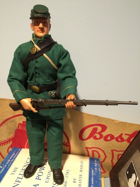 American Civil War Sharpshooter Berdan