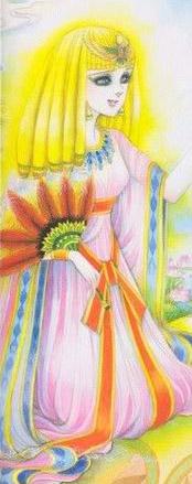 Hình màu Carol trong bộ cô gái sông Nile (Ouke Monshou) - Page 4 Carol_295