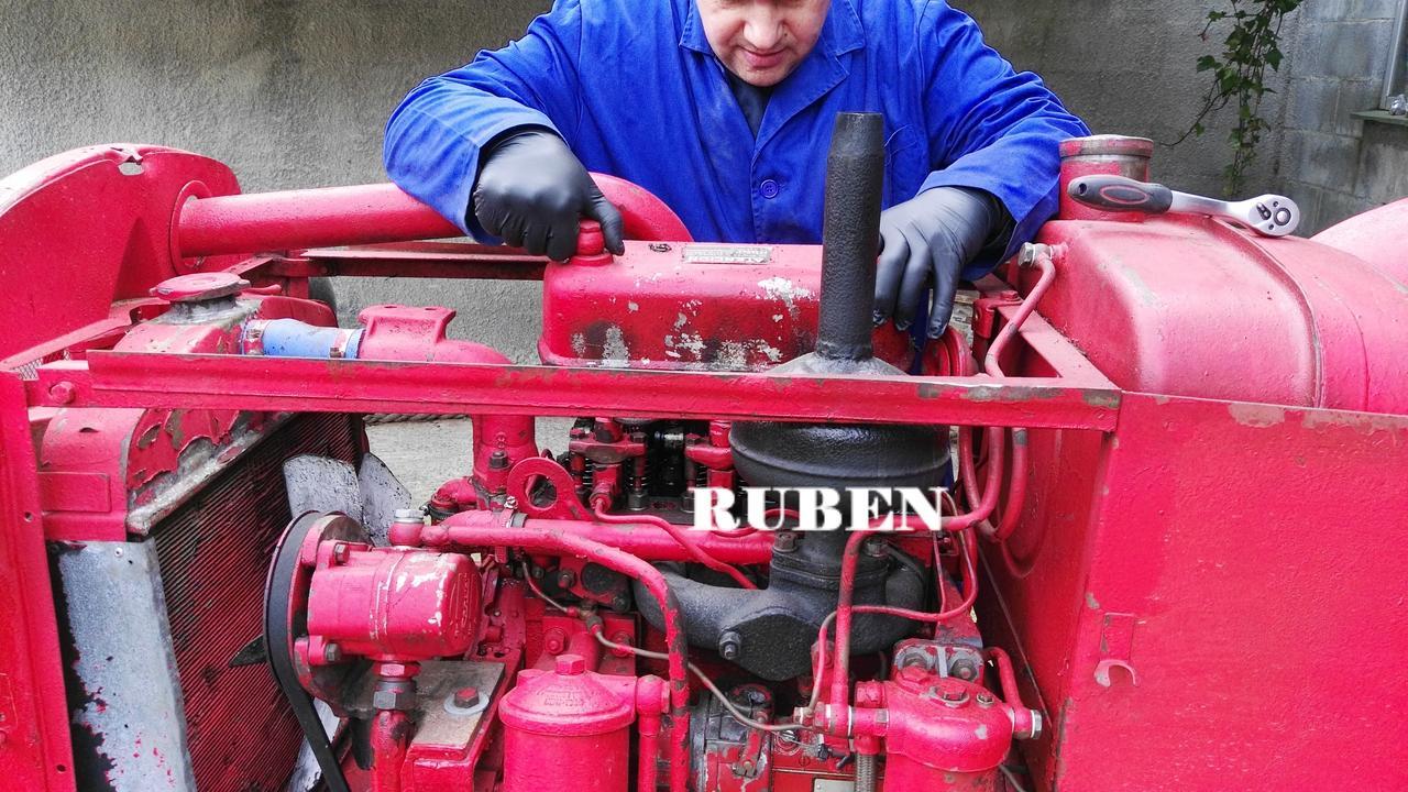 [Hanomag Barreiros R-335S] Presentación y restauración de mi tractor - Página 2 IMG_20180218_110045