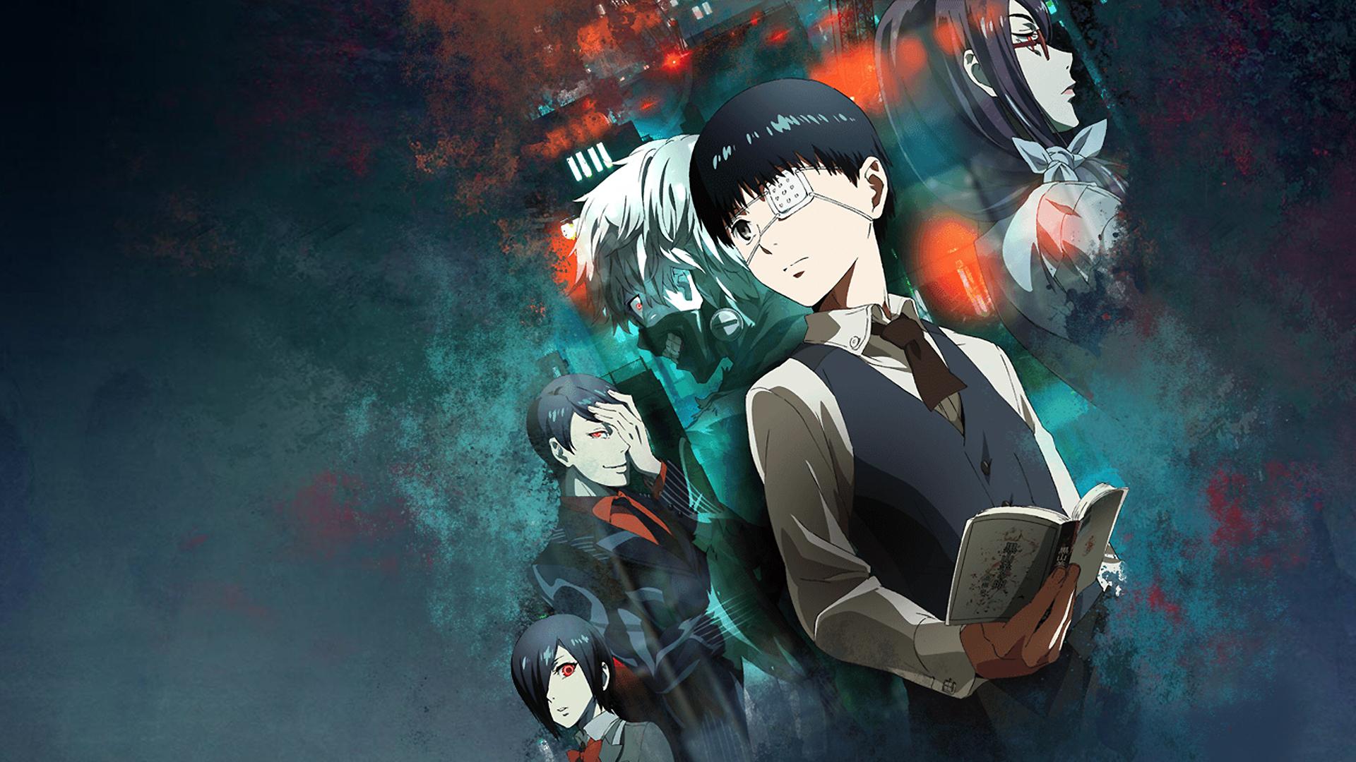 Tokyo Ghoul   BDrip   Cast/Ing/Jap+Sub   12/12  MKV-1080p   x265 Tokyo_ghoul