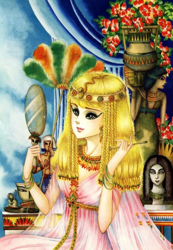 Hình màu Carol trong bộ cô gái sông Nile (Ouke Monshou) - Page 4 Carol_378