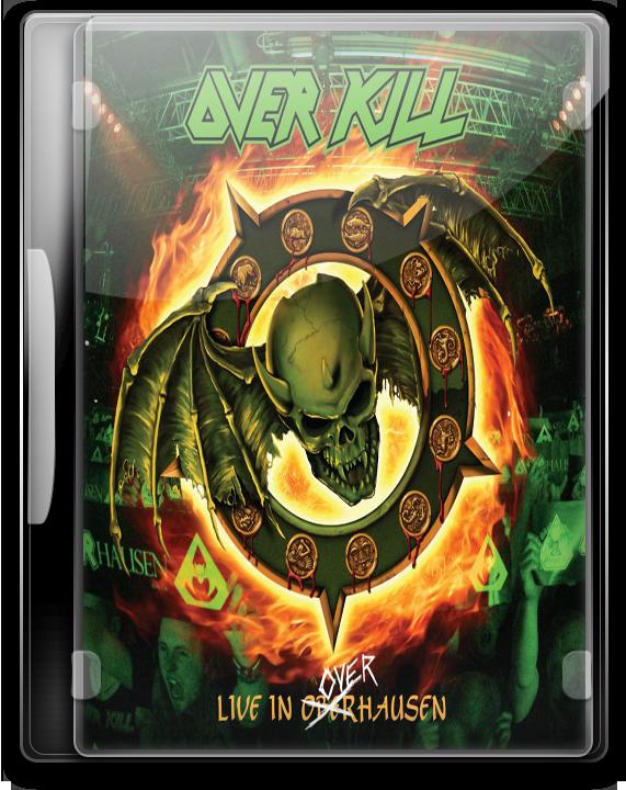 CARÁTULAS DE PELÍCULAS - Página 4 Overkill_-_Live_in_Overhausen_2018