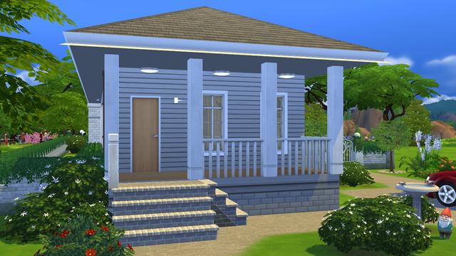 Stavba podle půdorysu Houseplan Houseplan01