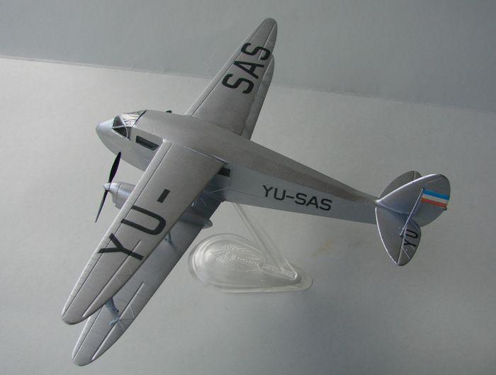DH-89 Dragon Rapide, Frog, 1/72 DSC04157