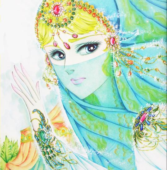 Hình màu Carol trong bộ cô gái sông Nile (Ouke Monshou) - Page 3 Carol_284