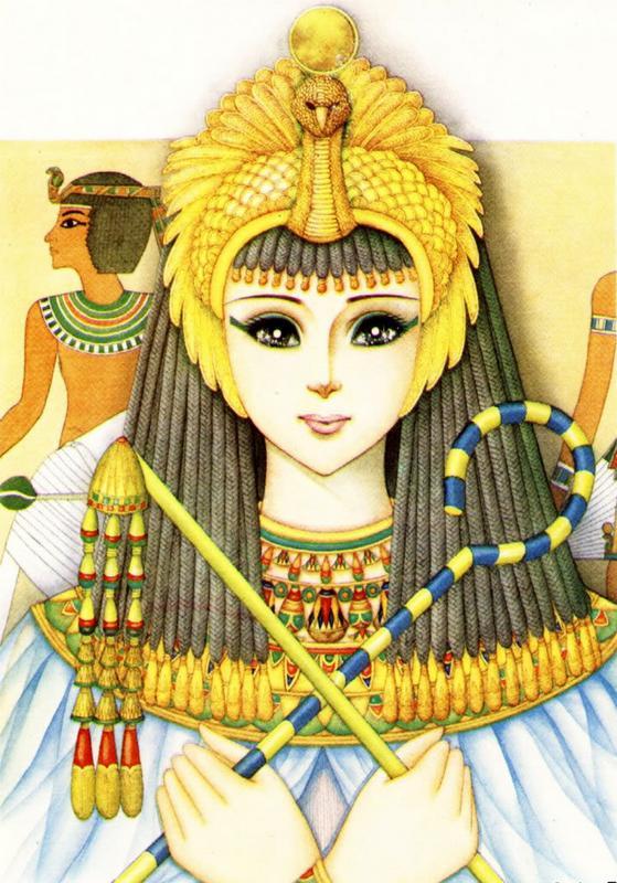 Hình màu Carol trong bộ cô gái sông Nile (Ouke Monshou) - Page 4 Carol_379
