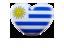 SAVETVXQ únanse chicas! Uruguay_heart_icon_64