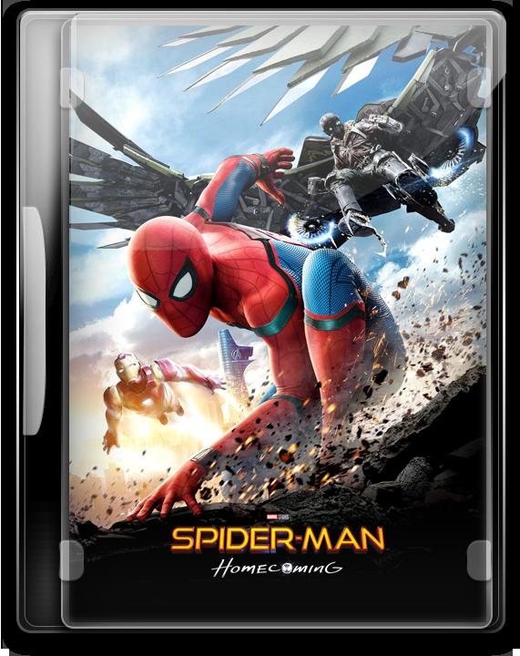 CARÁTULAS DE PELÍCULAS - Página 4 Spider_Man_Homecoming