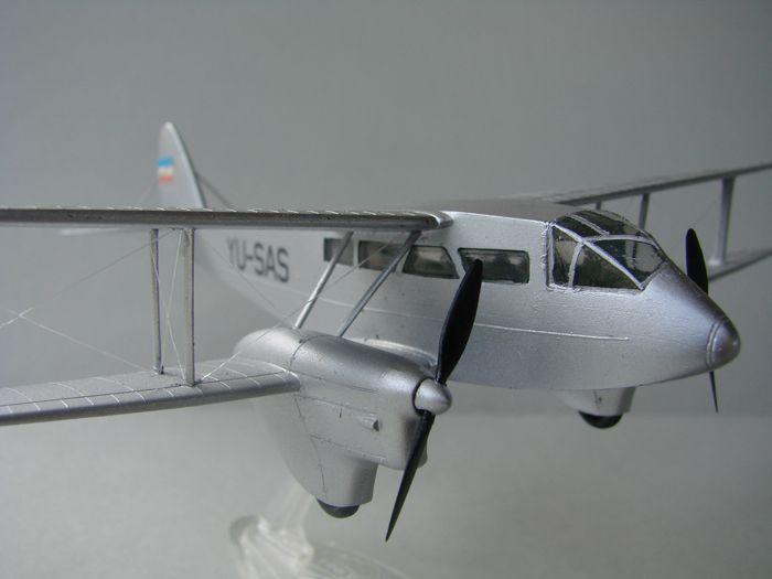 DH-89 Dragon Rapide, Frog, 1/72 DSC04164