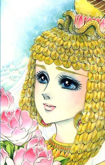 Hình màu Carol trong bộ cô gái sông Nile (Ouke Monshou) - Page 2 Carol_164