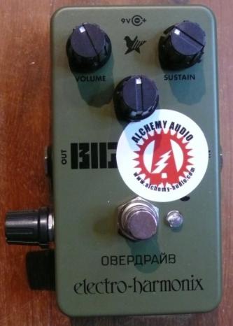 Electro-Harmonix Green Russian Big Muff Pi Captura_de_Tela_2017-09-10_a_s_18.22.55