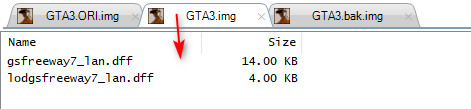 Idiotic Crash with gta3.img?! Gta3