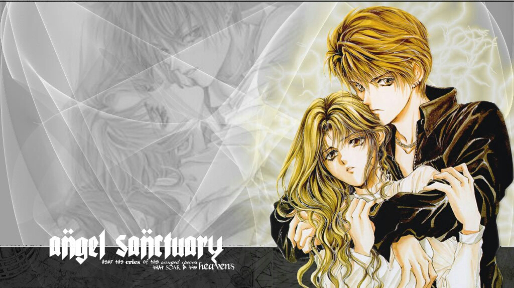 Angel Sanctuary | DVDrip | Cast/Jap+Sub | 03/03| MKV-720 | x264 20170626_194111