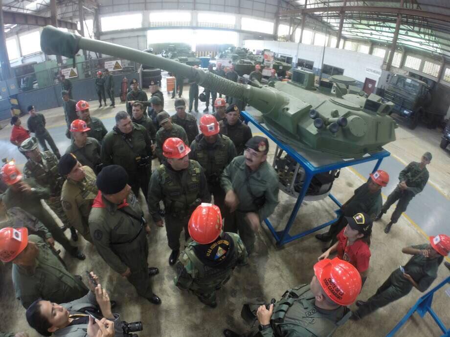 Armed Forces of Venezuela Photos - Page 6 DJO6_IFk_Xo_AAzjvl